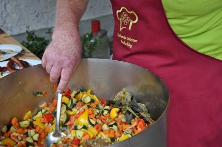 Gemüse Ratatouille